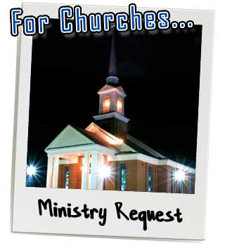 Link to submit a ministry request form